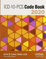 9781584267133-1584267135-ICD-10-PCS Code Book 2020