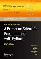 9783662498866-3662498863-A Primer on Scientific Programming with Python (Texts in Computational Science and Engineering, 6)
