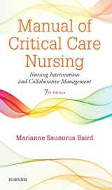 9780323187794-032318779X-Manual of Critical Care Nursing: Nursing Interventions and Collaborative Management