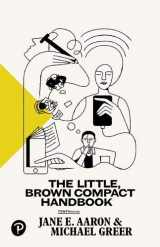 9780134668499-0134668499-The Little, Brown Compact Handbook (10th Edition)