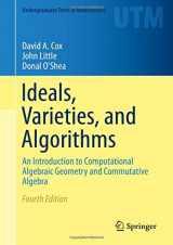 9783319167206-3319167200-Ideals Varieties & Algorithms (Undergraduate Texts in Mathematics)