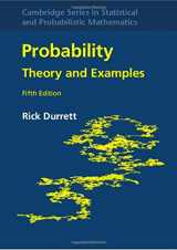 9781108473682-1108473687-Probability: Theory and Examples (Cambridge Series in Statistical and Probabilistic Mathematics)