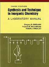 9780935702484-0935702482-Synthesis and Technique in Inorganic Chemistry: A Laboratory Manual