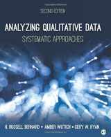 9781483344386-148334438X-Analyzing Qualitative Data: Systematic Approaches