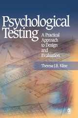 9781412905442-1412905443-Psychological Testing: A Practical Approach to Design and Evaluation