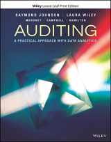 9781119401742-1119401747-Auditing: A Practical Approach with Data Analytics