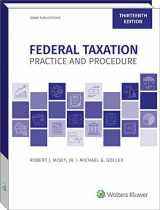 9780808052517-0808052519-Federal Taxation Practice and Procedure (13th Edition)