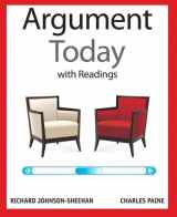 9780205209675-020520967X-The Argument Today with Readings