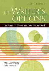 9780205533169-0205533167-Writer's Options, The: Lessons in Style and Arrangement