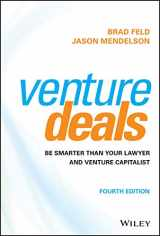 9781119594826-1119594820-Venture Deals: Be Smarter Than Your Lawyer and Venture Capitalist