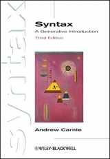 9780470655313-0470655313-Syntax: A Generative Introduction