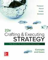 9781260157185-1260157180-Loose-Leaf for Crafting and Executing Strategy: Concepts and Cases