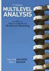 9781849202015-184920201X-Multilevel Analysis: An Introduction To Basic And Advanced Multilevel Modeling