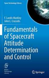 9781493908011-1493908014-Fundamentals of Spacecraft Attitude Determination and Control (Space Technology Library (33))