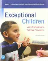 9780135160428-0135160421-Exceptional Children: An Introduction to Special Education