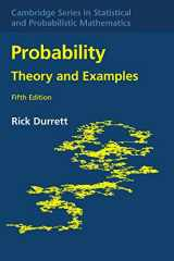 9781108473682-1108473687-Probability (Theory and Examples)
