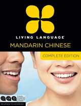 9780307478610-0307478610-Living Language Mandarin Chinese, Complete Edition: Beginner through advanced course, including 3 coursebooks, 9 audio CDs, Chinese character guide, and free online learning