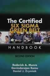 9780873898911-0873898915-The Certified Six Sigma Green Belt Handbook, Second Edition