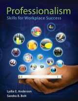 9780321959447-0321959442-Professionalism: Skills for Workplace Success