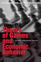 9780691130613-0691130612-Theory of Games and Economic Behavior: 60th Anniversary Commemorative Edition (Princeton Classic Editions)