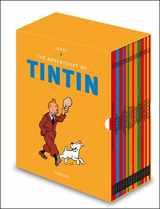 9781405294577-1405294574-Tintin Paperback Boxed Set 23 titles