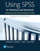 9780134319889-0134319885-Using SPSS for Windows and Macintosh, Books a la Carte