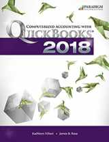 9780763882679-0763882674-Computerized Accounting with Quickbooks 2018: Text