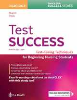 9781719640022-1719640025-Test Success: Test-Taking Techniques for Beginning Nursing Students