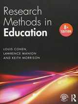 9781138209886-1138209880-Research Methods in Education
