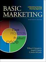 9780078028984-0078028981-BASIC MARKETING: A Marketing Strategy Planning Approach