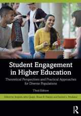 9780367002244-0367002248-Student Engagement in Higher Education