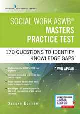 9780826147226-0826147224-Social Work ASWB Masters Practice Test: 170 Questions to Identify Knowledge Gaps (Book + Digital Access)