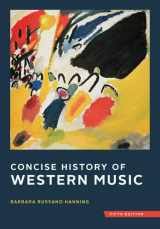 9780393920666-0393920666-Concise History of Western Music (Fifth Edition)
