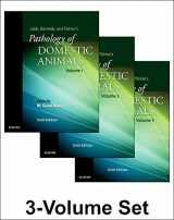 9780702053221-0702053228-Jubb, Kennedy & Palmer's Pathology of Domestic Animals: 3-Volume Set