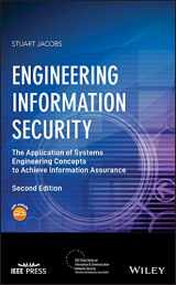 9781119101604-1119101603-Engineering Information Security: The Application of Systems Engineering Concepts to Achieve Information Assurance (IEEE Press Series on Information ... Networks Security), Book Cover May Vary