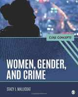 9781506399270-1506399274-Women, Gender, and Crime: Core Concepts