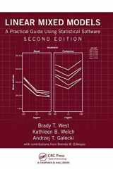 9781466560994-1466560991-Linear Mixed Models: A Practical Guide Using Statistical Software, Second Edition