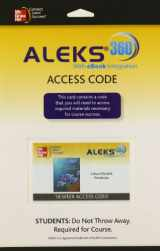 9780077518035-0077518039-ALEKS 360 Access Card 18 Weeks for Coburn Precalculus: Graphs & Models