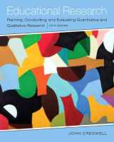 9780133831535-0133831531-Educational Research: Planning, Conducting, and Evaluating Quantitative and Qualitative Research, Enhanced Pearson eText with Loose-Leaf Version -- Access Card Package (5th Edition)