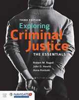 9781284112979-1284112977-Exploring Criminal Justice: The Essentials