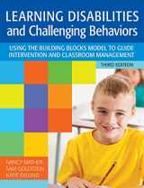 9781598578362-1598578367-Learning Disabilities and Challenging Behaviors: Using the Building Blocks Model to Guide Intervention and Classroom Management, Third Edition