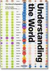 9783836548830-3836548836-Understanding the World. The Atlas of Infographics (multilingual Edition)