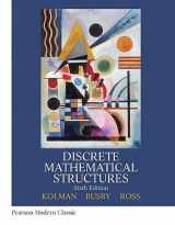 9780134696447-0134696441-Discrete Mathematical Structures (Classic Version) (Pearson Modern Classics for Advanced Mathematics Series)