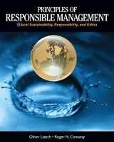 9781285080260-1285080262-Principles of Responsible Management: Global Sustainability, Responsibility, and Ethics