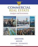 9781133108825-1133108822-Commercial Real Estate Analysis and Investments (w/ CD)