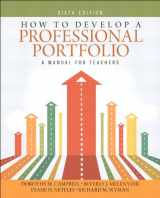 9780133101171-0133101177-How to Develop a Professional Portfolio: A Manual for Teachers