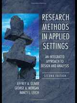 9780805864342-0805864342-Research Methods in Applied Settings: An Integrated Approach to Design and Analysis, Second Edition