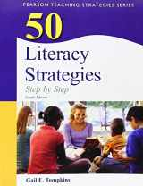 9780132944915-013294491X-50 Literacy Strategies: Step-by-Step (4th Edition) (Books by Gail Tompkins)