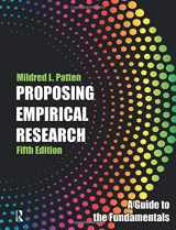 9781936523306-1936523302-Proposing Empirical Research