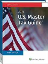 9780808047780-0808047787-U.S. Master Tax Guide (2019)
